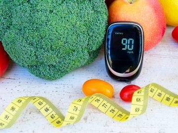 Diabetes healthy diet
