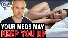 New Study: Beta Blockers DISRUPT Your Sleep? – Doctor Reacts