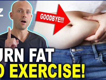 Burn Fat Without Exercise – The Unknown Secrets To Permanent Weight Loss
