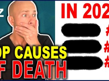 Top Causes of DEATH In 2020 (The Truth Revealed) – Doctor Reacts!