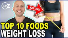 Top 10 Healthy Foods You MUST EAT For Weight Loss