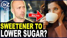 A Sweetener That Actually Lowers Blood Sugar? – Doctor Reacts