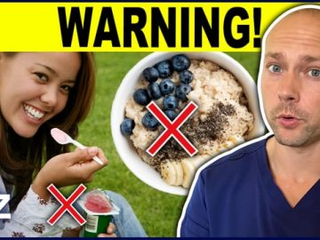 The Top 9 Foods You Should STOP Eating Today!