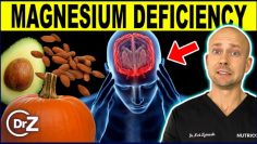 10 Warning Signs That You Have a Magnesium Deficiency