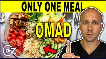 The 6 Amazing Health Benefits of One Meal A DAY (OMAD)